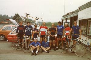 Rondje IJsselmeer jaren '80