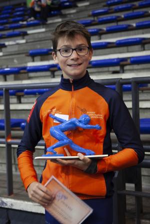 Jarno wint Kanjerbokaal jeugd